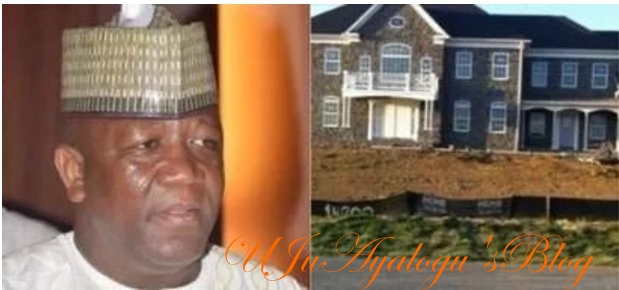 How Zamfara Governor Abdulaziz Yari Bought $1m US mansion