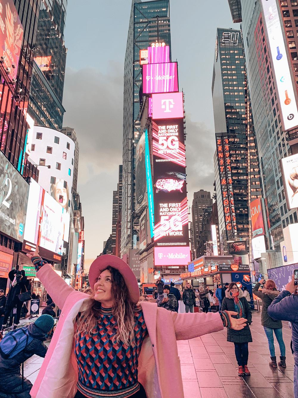 Prazničenje u Njujorku