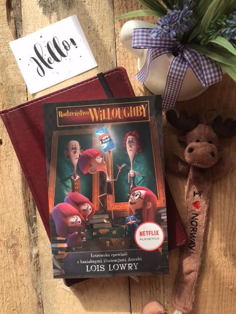 Lois Lowry, Rodzeństwa Willoughby