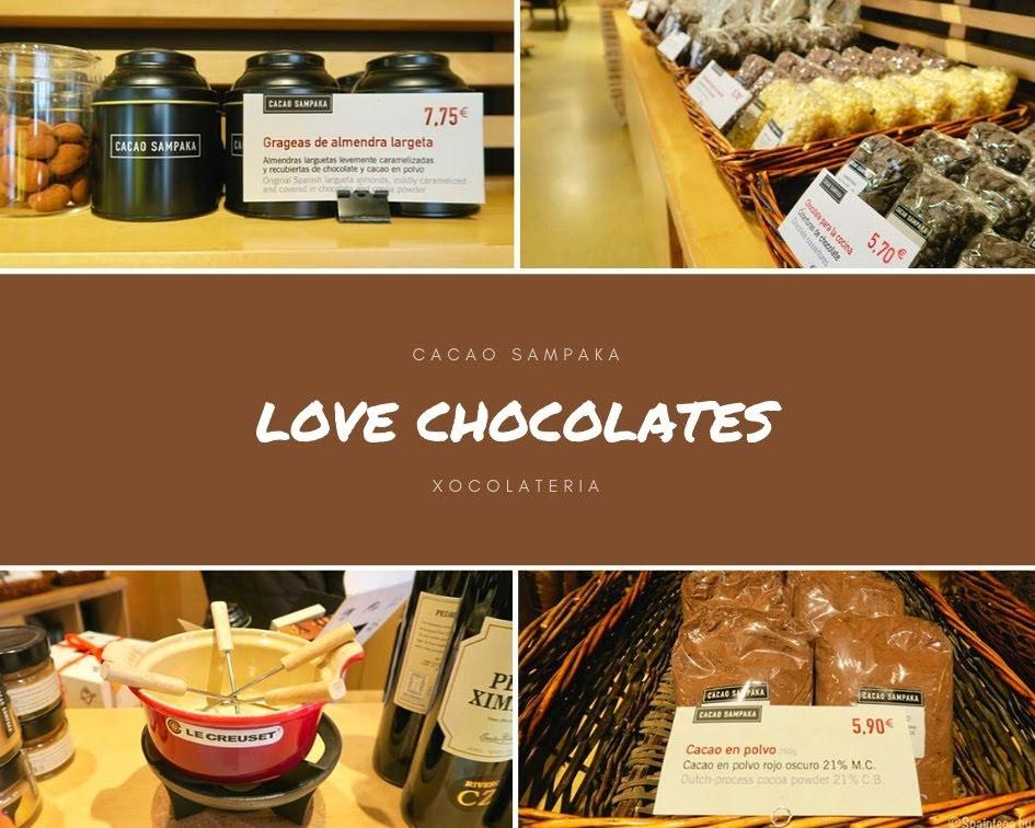 スペイン発カカオサンパカの美味しそうなチョコ商品