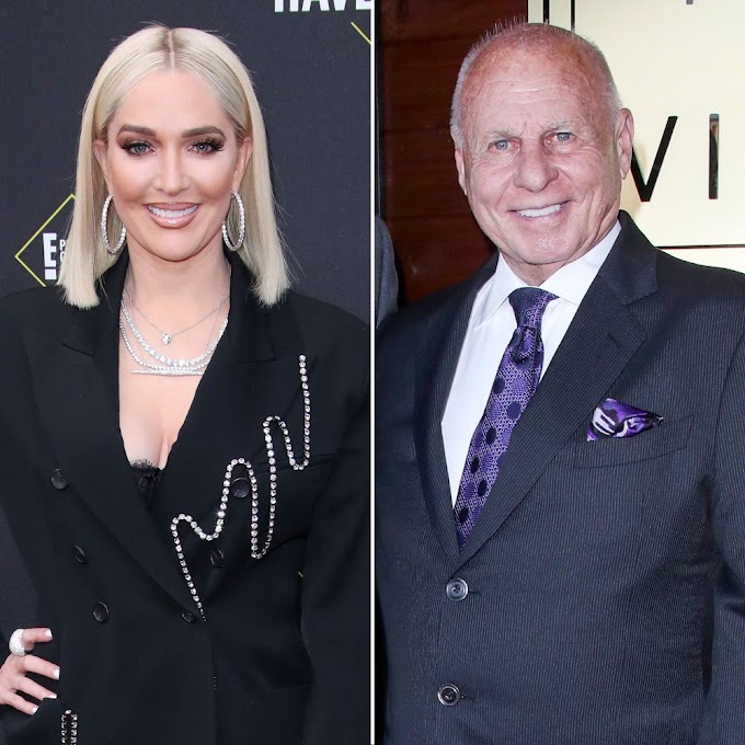 "Erika Girardi And Tom Girardi Reportedly ""Had An Unconventional Marriage, Spending A Lot Of Time Apart"" For ""Several Months"" Before Their Split!"