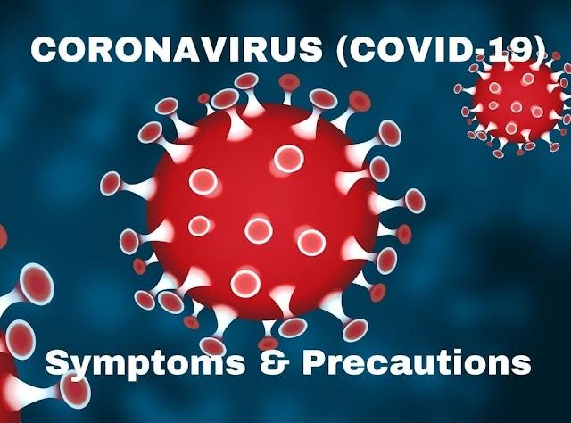 Wuhan China Coronavirus Symptoms & The Coronavirus Precautions - TTS
