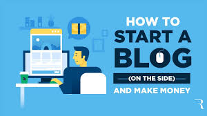Start a Successful Blog and Make Money