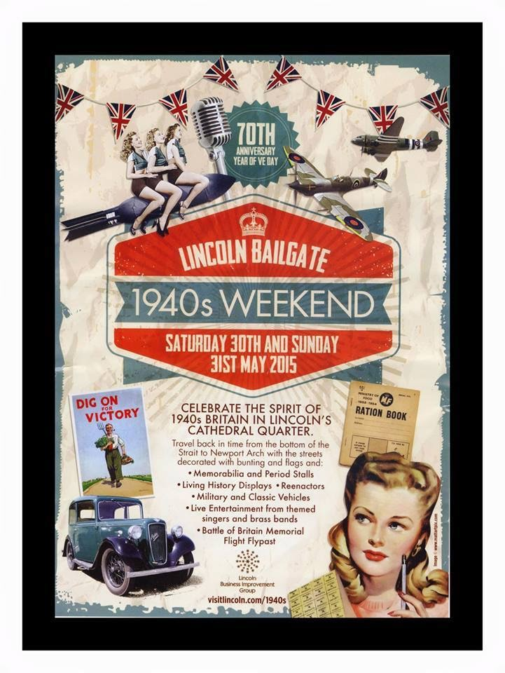 2c458a01e Do you know of any other vintage or wartime events coming up soon  If so  let me know so I can pop them in my diary or advertise your event here!