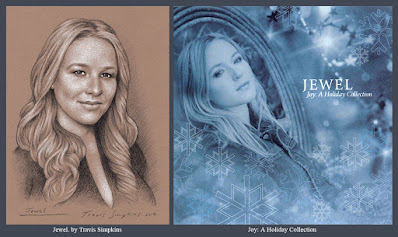 Jewel. Singer-Songwriter, Musician, Author and Poet. Joy: A Holiday Collection. by Travis Simpkins
