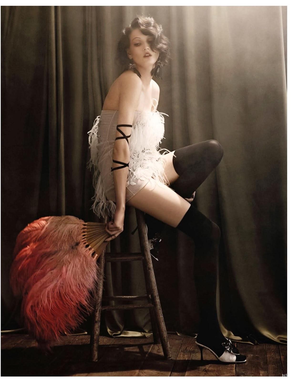 1920s fashion shoot