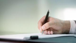 पेन से लिखा भाग्य