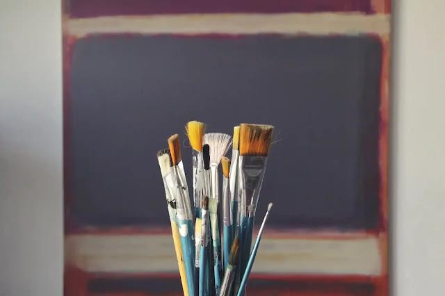 مقدمة في تقنيات الرسم الزيتي