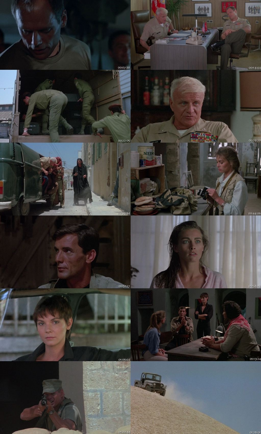 Death Before Dishonor 1987 BRRip 720p