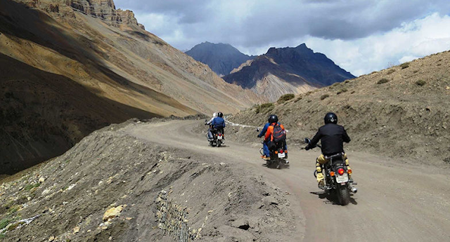 Destinations for Adventure Activities in India
