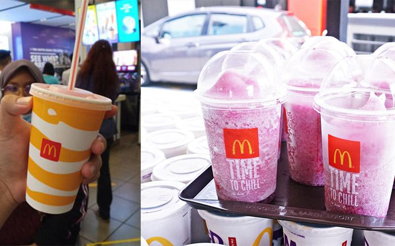 Cara Tebus McFreeze Setiap Hari Secara Percuma Di Semua Cawangan McDonalds