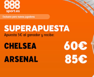 888sport superapuesta Final Europa League Chelsea vs Arsenal 29 mayo 2019