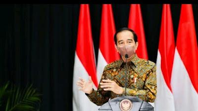 Kasus COVID-19 Mereda, Jokowi: Kita Sangat Optimis Tetapi Selalu Waspada