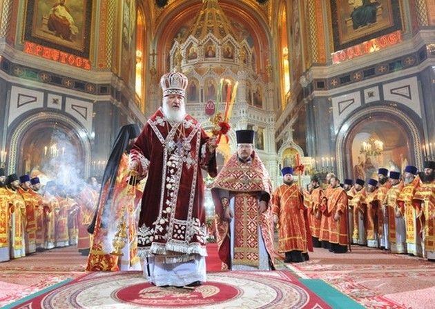 Curiosidades sobre a igreja ortodoxa