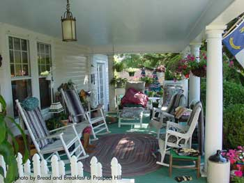 Red Stick Ranch: The Country Porch
