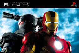 Iron Man 2 [589 MB] PSP