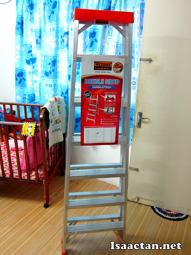 My New Ladder