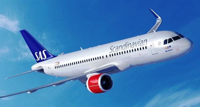 الخطوط الجوية الإسكندنافية Scandinavian Airlines