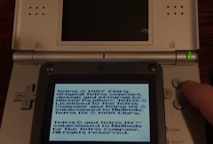R4 DS Slot 1 - Homebrew Game Player For Nintendo DS And Nintendo DS Lite
