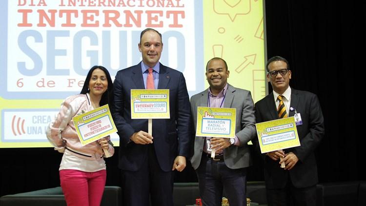 El Indotel apoya la celebración del Día Internacional del Internet Seguro con diversas actividades y capacitaciones