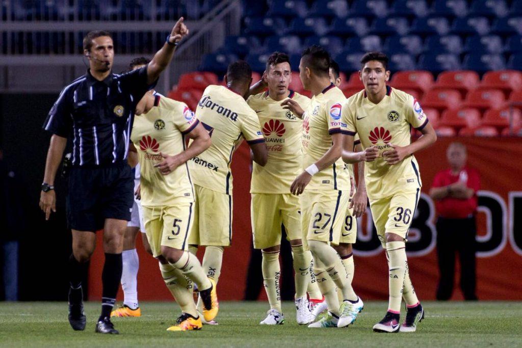 América gana en duelo de preparación a Pachuca