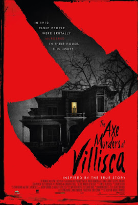 The Axe Murders of Villisca Poster
