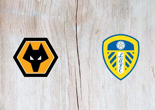 Wolverhampton Wanderers vs Leeds United -Highlights 19 February 2021