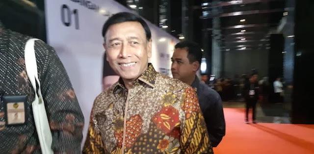 Hadir Di Bidakara, Wiranto Ingin Lihat Jokowi Dan Prabowo Adu Gagasan