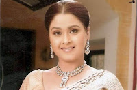 Dolly Minhas Pemeran Ambika Pushrottam Bhanushali di Drama India Dil Se Dil Tak ANTV