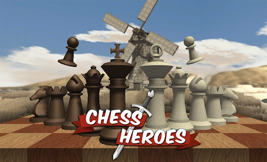 Chess Heroes: The Demo is LIVE!