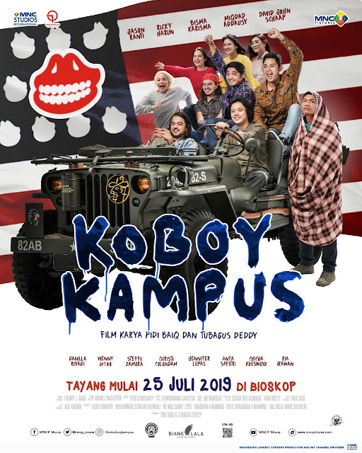 film koboy kampus