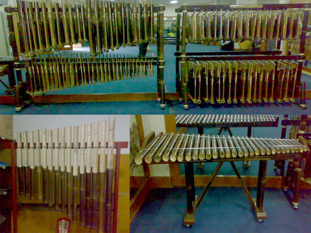 Arumba, Alat Musik Tradisional dari Jawa Barat