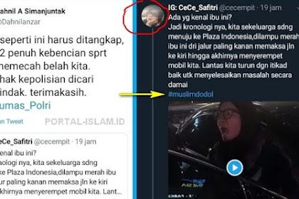 Pakai Tagar #muslimdodol, Dahnil Minta Penyebar Video Cacian Rasis Ditangkap