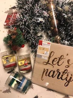 クリスマスのテーブル飾り♪ 100均で簡単&華やかに(*´▽`*)