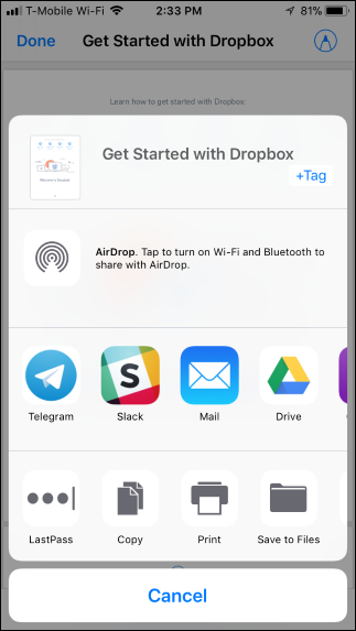 How To Use Files App on iPhone or iPad in iOS 11 - TECHSUPPORT
