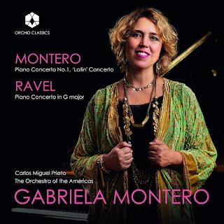 Gabriela Montero, Maurice Ravel - Orchid Classics