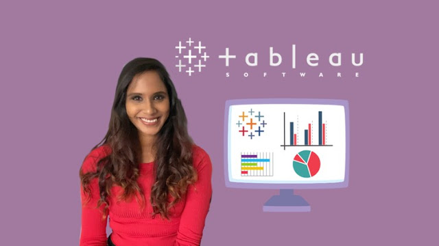 Introduction to Data Analytics with Tableau Udemy course