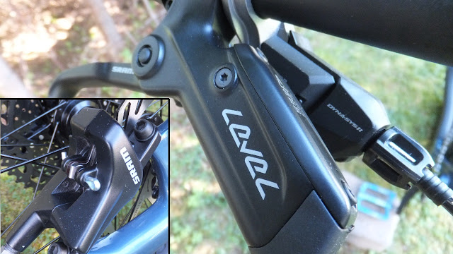 2018 Ithaqua 2 SRAM Level
