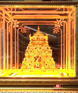 Ananda Nilayam  idol makers   from  Tirupati