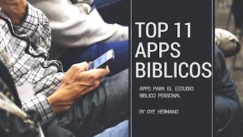 11 Apps para el estudio exegético | GRATIS