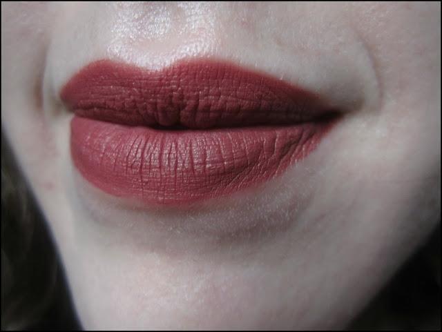 NYX Lip Lingerie Liquid Lipstick in 'Exotic'