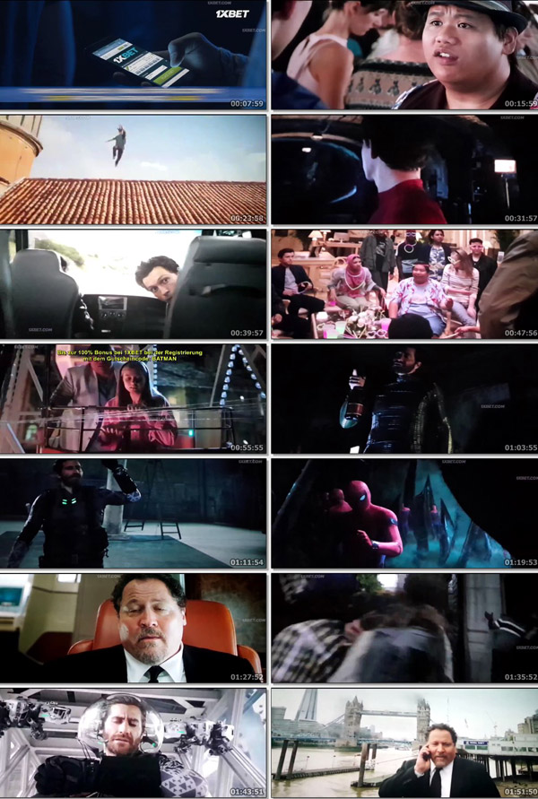 Spider Man Far from Home 2019 Dual Audio Hindi HDCam NEW V2 720p