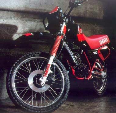 moto DT180Z 1988