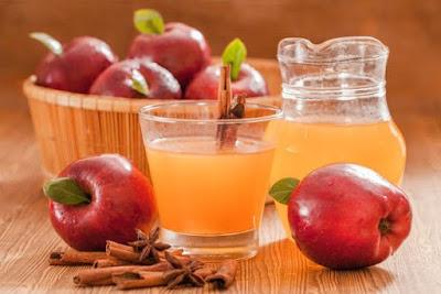 Receita de Vinagre de maçã com mel