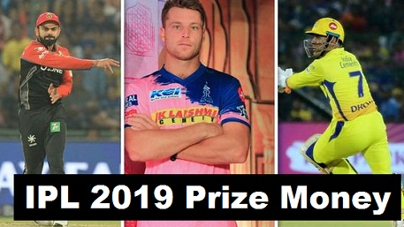 IPL 2019 prize money revealed: How much teams, players earn in 2019 Prize fund, purse?