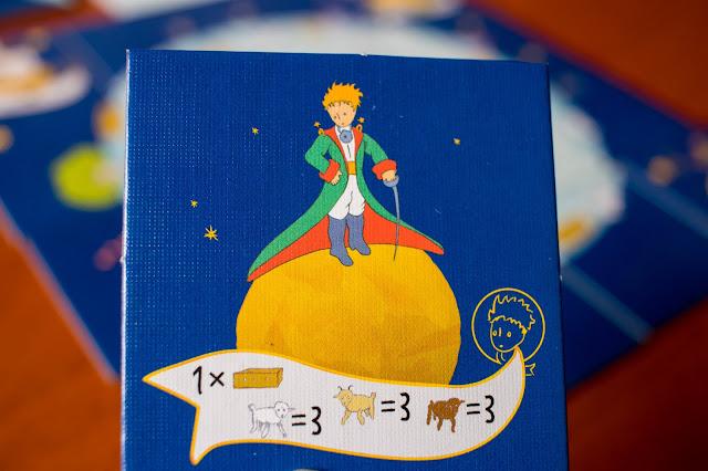 recenze hry Malý princ: udělej mi planetu