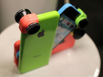 Оптический объектив для вашего телефона