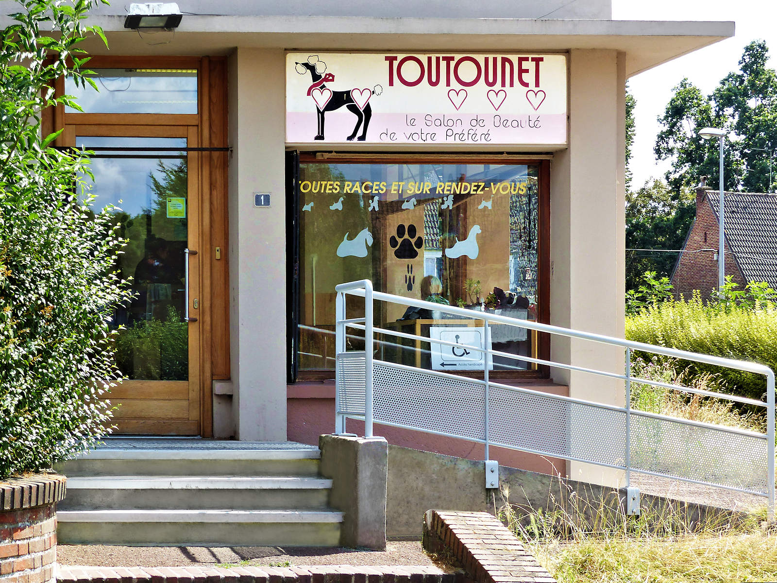 Toilettage Toutounet, Tourcoing