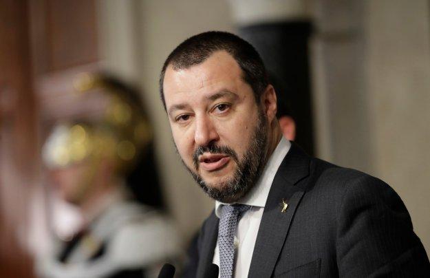 Σαλβίνι: Η Ιταλία θα πει «όχι« στην ανανέωση των κυρώσεων της ΕΕ στην Ρωσία
