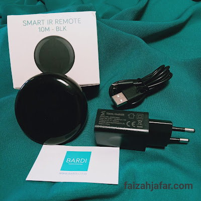 Smart IR Remote 10M - BLK